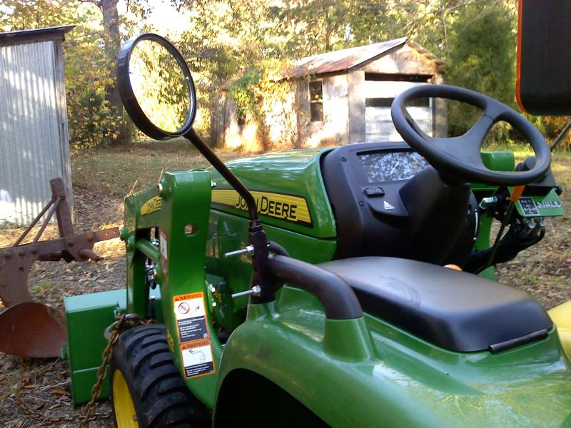 John Deere Tractor Mirrors - Best Deer Photos Water ...