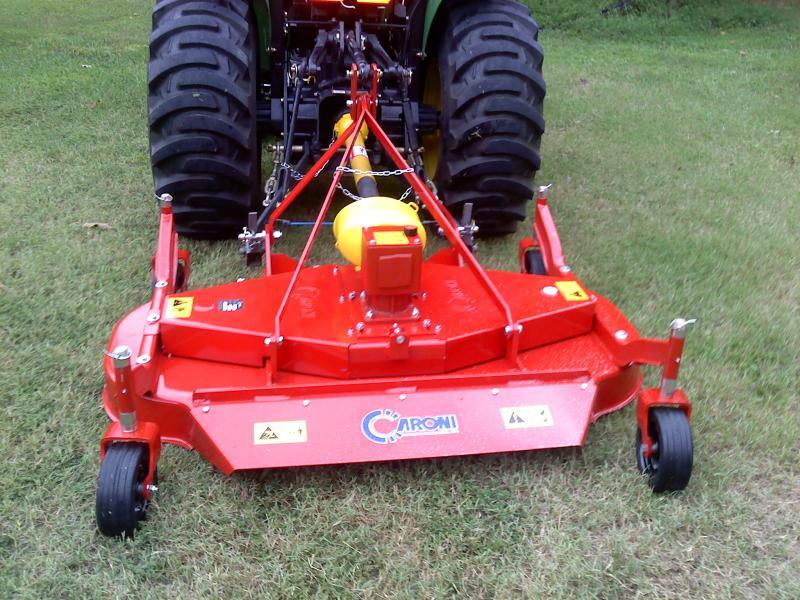 Caroni Finish Mower from Agri-Supply