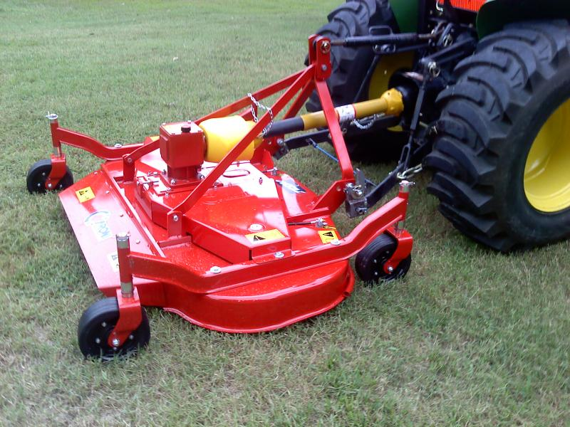 Caroni Finish Mower from Agri-Supply