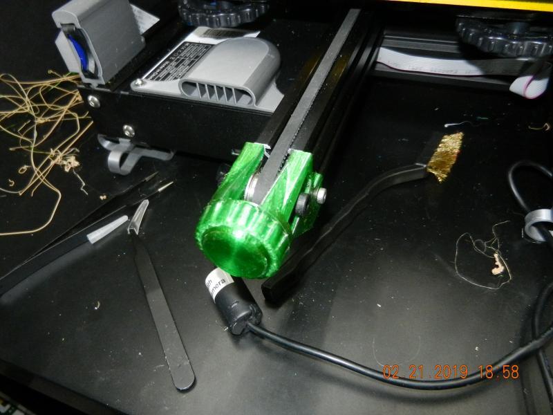 Cheap 3D printer diy kit? ETA: Now general 3D printing